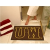 "FANMATS Wyoming All-Star Mat 33.75""x42.5"""