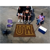 FANMATS Wyoming Tailgater Rug 5'x6'