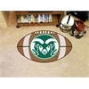 "FANMATS Colorado State Football Rug 20.5""x32.5"""
