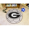 FANMATS Georgia Soccer Ball