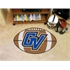 "FANMATS Grand Valley State Football Mat 27"" diameter"