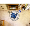 FANMATS Grand Valley State Soccer Ball
