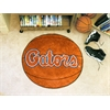 "FANMATS Florida Basketball Mat 27"" diameter"