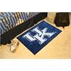 """FANMATS Kentucky Starter Rug 19""""x30"""""""