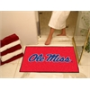 "FANMATS Mississippi All-Star Mat 33.75""x42.5"""