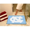"FANMATS UNC - Chapel Hill All-Star Mat 33.75""x42.5"""