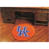 "FANMATS Kentucky Basketball Mat 27"" diameter"