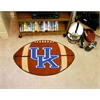 "FANMATS Kentucky Football Rug 20.5""x32.5"""