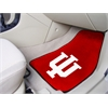 "FANMATS Indiana 2-piece Carpeted Car Mats 17""x27"""