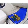 "FANMATS Kentucky 2-piece Carpeted Car Mats 17""x27"""