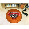 "FANMATS Wisconsin Basketball Mat 27"" diameter"