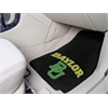 "FANMATS Baylor 2-piece Carpeted Car Mats 17""x27"""