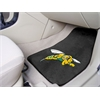 "FANMATS Black Hills State 2-piece Carpeted Car Mats 17""x27"""