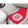 """FANMATS Bradley 2-piece Carpeted Car Mats 17""""x27"""""""