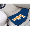 "FANMATS Cal State - Fullerton 2-piece Carpeted Car Mats 17""x27"""