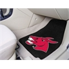 "FANMATS Central Missouri 2-piece Carpeted Car Mats 17""x27"""
