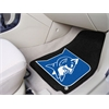 "FANMATS Duke 2-piece Carpeted Car Mats 17""x27"""