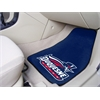 "FANMATS Duquesne 2-piece Carpeted Car Mats 17""x27"""