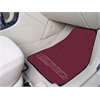 "FANMATS Eastern Kentucky 2-piece Carpeted Car Mats 17""x27"""