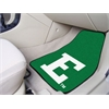 "FANMATS Eastern Michigan 2-piece Carpeted Car Mats 17""x27"""