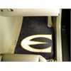 "FANMATS Emporia State 2-piece Carpeted Car Mats 17""x27"""