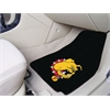 "FANMATS Ferris State 2-piece Carpeted Car Mats 18""x27"""