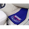 "FANMATS Florida Atlantic 2-piece Carpeted Car Mats 17""x27"""