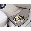 "FANMATS Fort Hays State 2-piece Carpeted Car Mats 17""x27"""