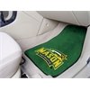 "FANMATS George Mason 2-piece Carpeted Car Mats 17""x27"""