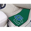 "FANMATS GCSU 2-piece Carpeted Car Mats 17""x27"""