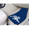 "FANMATS Jackson State 2-piece Carpeted Car Mats 17""x27"""