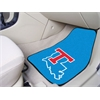 "FANMATS Louisiana Tech 2-piece Carpeted Car Mats 17""x27"""
