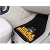 "FANMATS Loyola 2-piece Carpeted Car Mats 17""x27"""