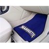 "FANMATS Marquette 2-piece Carpeted Car Mats 17""x27"""