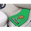 "FANMATS Marshall 2-piece Carpeted Car Mats 17""x27"""