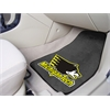 "FANMATS Michigan Tech 2-piece Carpeted Car Mats 17""x27"""