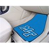 "FANMATS Middle Tennessee State 2-piece Carpeted Car Mats 17""x27"""