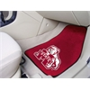 "FANMATS Mississippi State 2-piece Carpeted Car Mats 17""x27"""