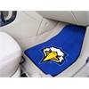 "FANMATS Morehead State 2-piece Carpeted Car Mats 17""x27"""