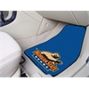 "FANMATS Morgan State 2-piece Carpeted Car Mats 17""x27"""