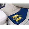 FANMATS Murray State 2-pc Printed Carpet Car Mat Set