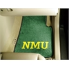 "FANMATS Northern Michigan 2-piece Carpeted Car Mats 17""x27"""