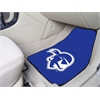 "FANMATS Seton Hall 2-piece Carpeted Car Mats 17""x27"""