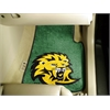 "FANMATS Southeastern Louisiana 2-piece Carpeted Car Mats 17""x27"""