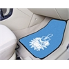 "FANMATS The Citadel 2-piece Carpeted Car Mats 17""x27"""