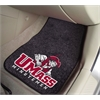 "FANMATS UMass 2-piece Carpeted Car Mats 17""x27"""