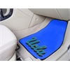 "FANMATS UCLA 2-piece Carpeted Car Mats 17""x27"""