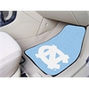 "FANMATS UNC - Chapel Hill 2-piece Carpeted Cat Mats 17""x27"""