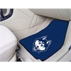 "FANMATS Connecticut 2-piece Carpeted Car Mats 17""x27"""