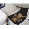 "FANMATS Idaho 2-piece Carpeted Car Mats 17""x27"""